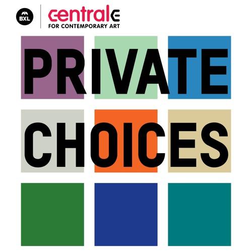 CENTRALE - Private Choices - Collection Frédéric De Goldschmidt: Eloge du blanc
