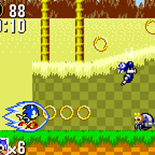 Sonic Forces - Lost Valley(Famitracker 8 Bit - 2A03+DPCM