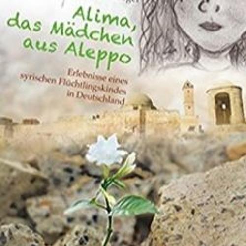 Alima, das Mädchen aus Aleppo. Autoreninterview