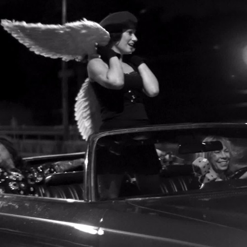 Falling Angel - Charlotte