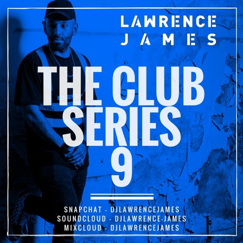 The CLUB Series 9 -- HIP HOP + Urban + RnB + GRIME
