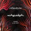HEIMLICH at UNHEIMLICH in Vienna 2017-10-31