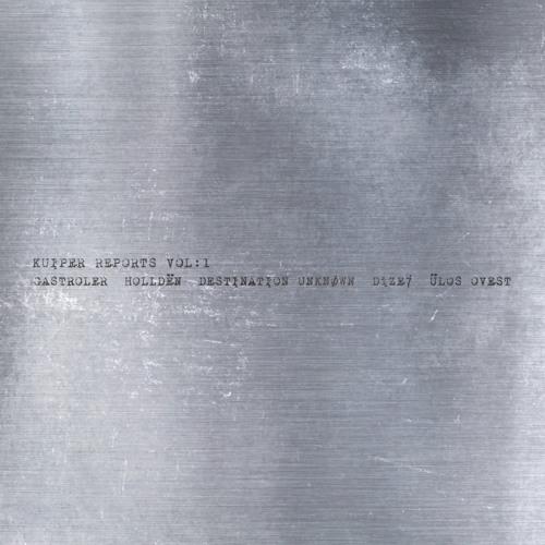 Ülos Ovest - Kaksi Pianoa (preview) [KN007]