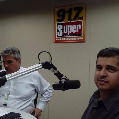 Entrevista sobre Saúde do Homem na Rádio Super Notícia