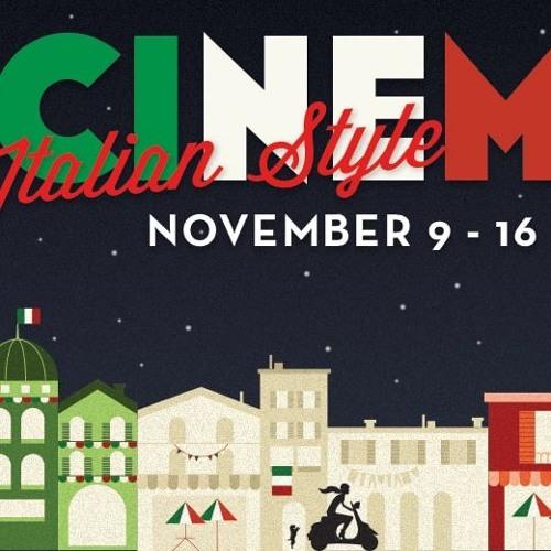 Cinema Italian Style 2017 (Featuring SIFF Programmer Angelo Acerbi)