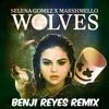 Selena Gomez & Marshmello - Wolves (Benji Reyes Remix)
