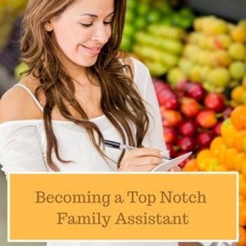 family assistant interview with Trishia Marie