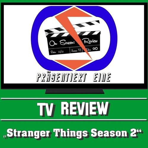 "On Screen: Recap ""Stranger Things"" Staffel 2! (German/Deutsch)"