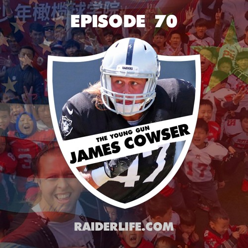 Episode 70 | #47 James Cowser Special Guest