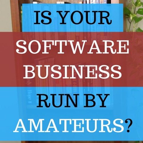 5 Signs Your Software Business Is Led By Amateurs!