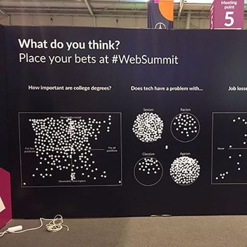 Tech Talks at the Web Summit 2017 in Lisbon Part 2