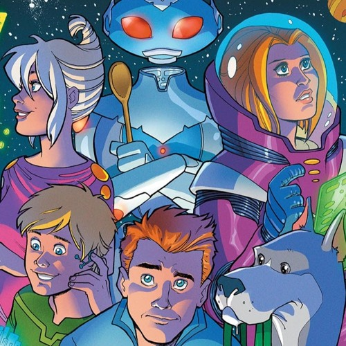Comics Weekly #82 - Guardians of the Galaxy, X-Men i Jetsons!