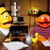 Bert and Ernie on The Absolutely Mindy Show
