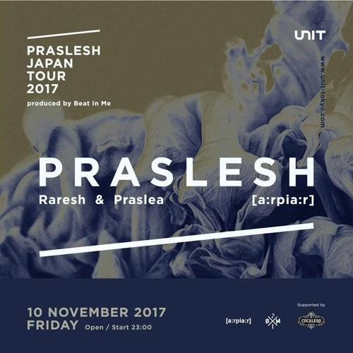 Praslesh (Raresh & Praslea) at Dommune | 09.11.2017