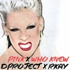 Pink - Who Knew ( DPROJECT & RKAY MAKINA REMIX )