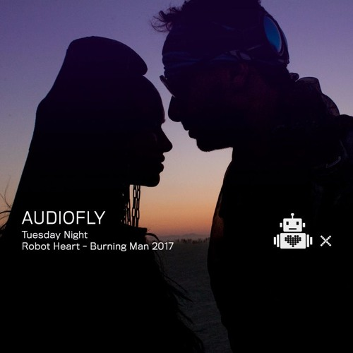 Audiofly - Robot Heart - Ten Year Anniversary - Burning - Man 2017
