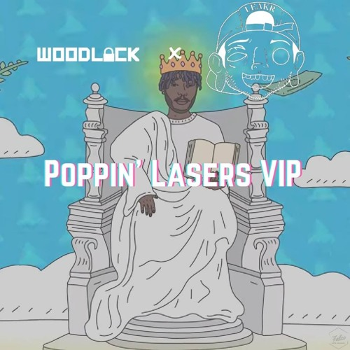 Poppin' Lasers VIP