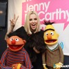 Jenny McCarthy's High 5 with Bert & Ernie