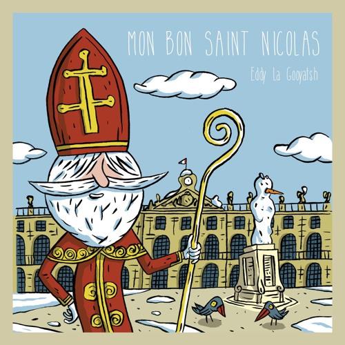 MON BON SAINT NICOLAS - Grand St Nicolas