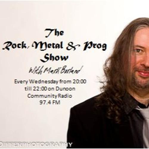 The Rock, Metal & Prog Show - 11th November 2017