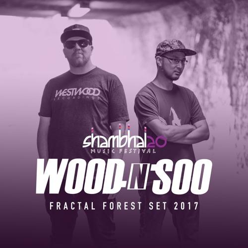 Wood n Soo - Fractal Forest Set - Shambhala 2017