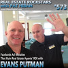 573: Facebook Ad Mistakes That Ruin Real Estate Agents' ROI with Evans Putman