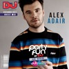 Alex Adair - #DJMAGFR Exclusive Podcast 2017-11-10 Artwork