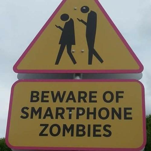 Beware of Smartphone Zombies - FREE DOWNLOAD