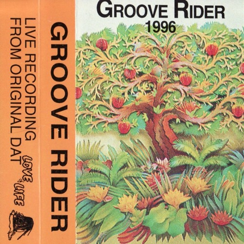 Grooverider - Love Of Life - 1996