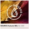 SOURCE - Autumn Mix Vol. 006 2017-11-08 Artwork