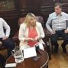 01 - Conferencia de Prensa en Bs.As de Rosana Bertone, Gobernadora de TDF(10/22/2017)