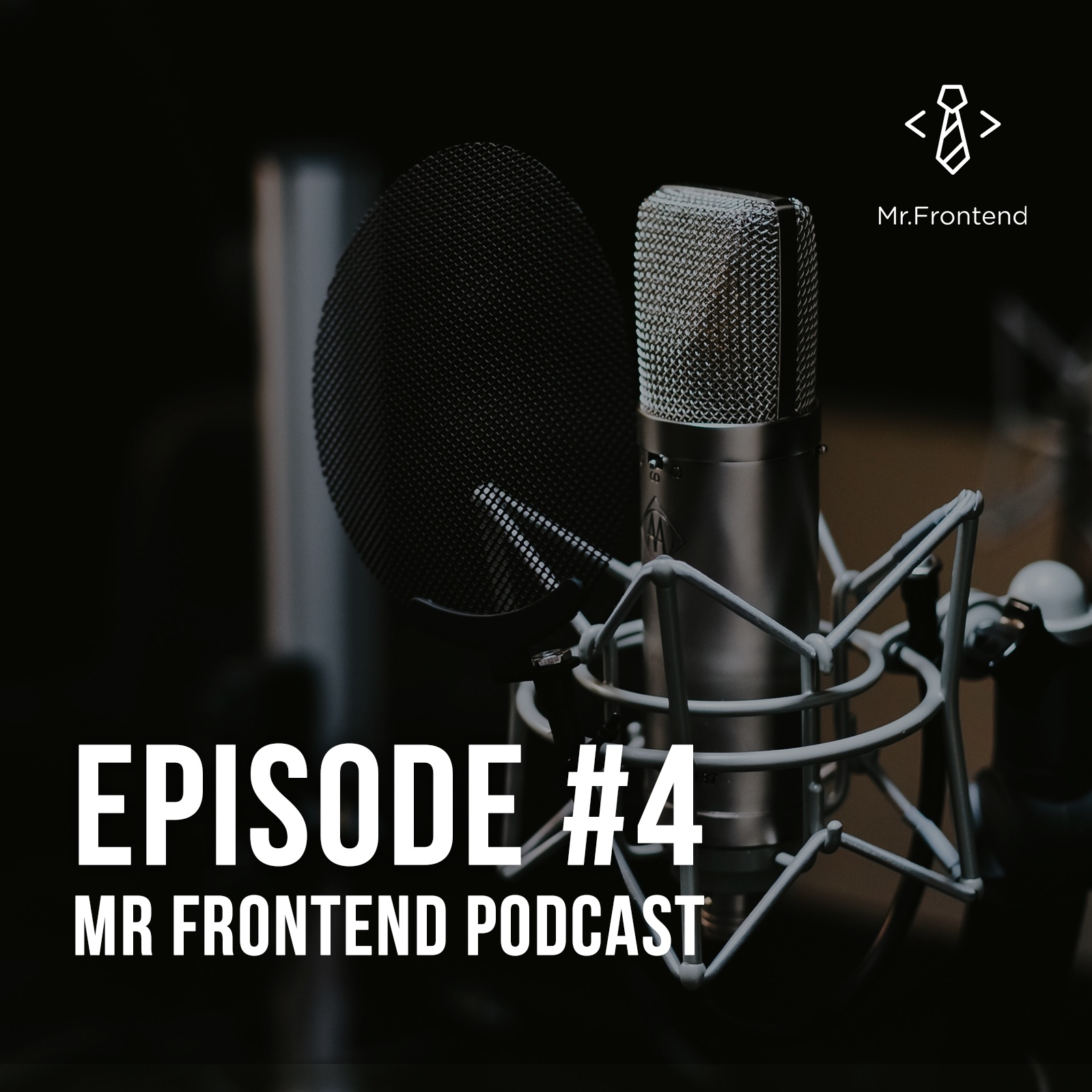 Mr Frontend Podcast #4 - How and why should start blogging as Junior Developer