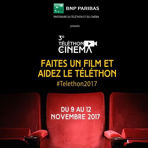 3ième Téléthon du Cinéma - Julien Pestel