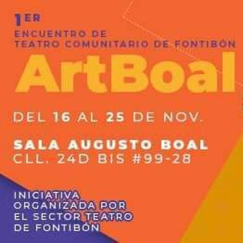 1ER ENCUENTRO DE TEATRO COMUNITARIO DE FONTIBON