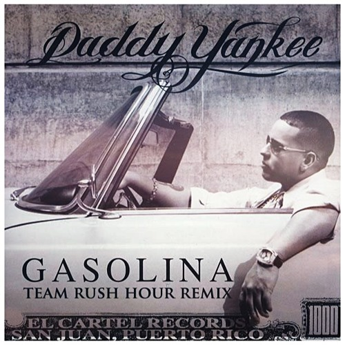 Daddy Yankee - Gasolina (Team Rush Hour Remix) by Ready2Rush