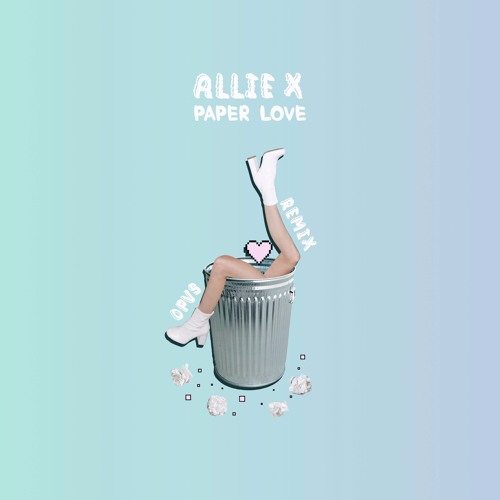 Allie X - Paper Love (Opvs Remix)