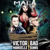 90 - Bad Bunny Ft. Victor Manuelle - Mala Y Peligrosa (Effio Remix)*DESCARGA EN COMPRAR*