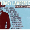 click to hear Tracy Lawrence and Dennis talk about the new CD GOOD OLE DAYS and more