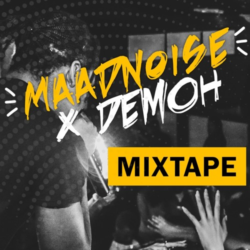MaadNoise X DemOh (2017 OFFICIAL MIXTAPE) Miami's Newest Throwback Hip Hop Dance Party