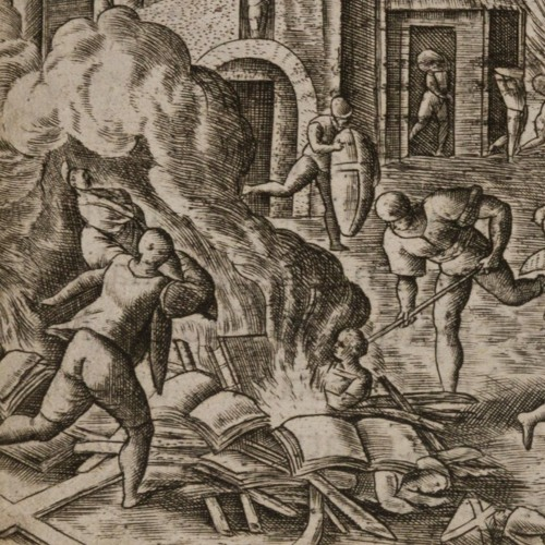 500 Years of Book-Burning & Book-Learning