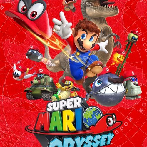 Super Mario Odyssey (Ending Song) OST Honeylune Ridge