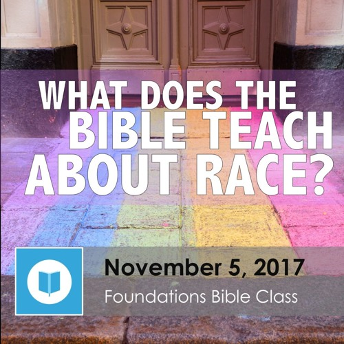 What does the Bible Teach About Race? Part 1