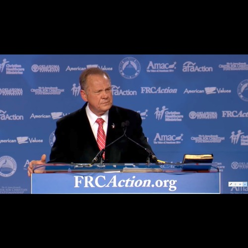 Ep. 190 - Roy Moore Needed An 11th Commandment