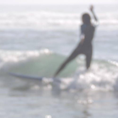 In between those Waves