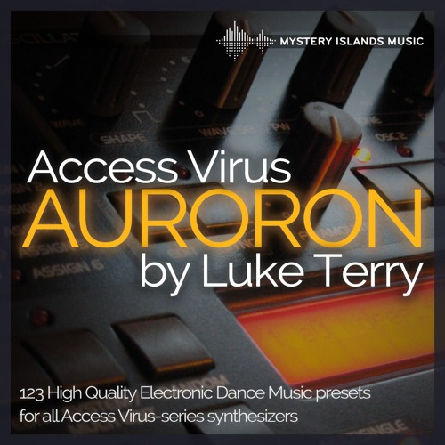 Luke Terry - Auroron Access Virus Soundset Demo