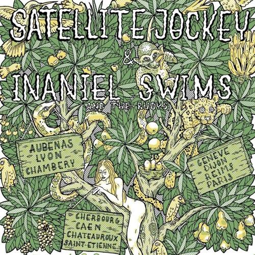 Inaniel Swims - Whitest Dancer Ever