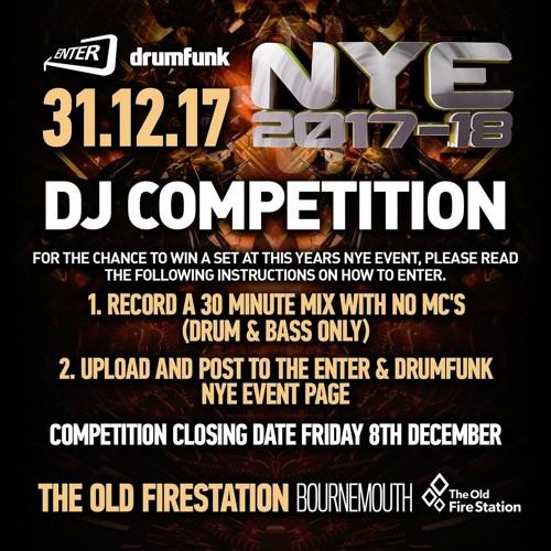 Enter & Drumfunk NYE DJ Comp Mix - Runner Up