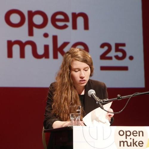 Eva Maria Leuenberger // open mike 25