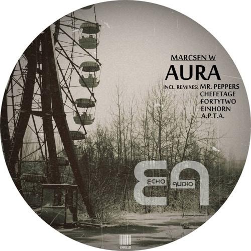Marcsen W - Aura EP // Out soon on > Echo Audio // Techno