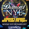 Diamond NYE - London's Biggest New Years Eve Party - Mixed By DJ Kapital: Hip Hop, Bashment & House